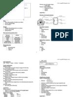 Nota Ekpress PMR Sains FORM 1
