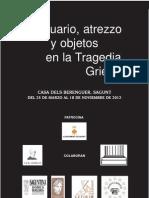 Diptico Sagunto 2012
