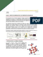 4- Aspectos  generales de los compuestos orgánica.