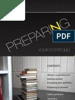 NUCA Portfolio and Personal Statment Presentation