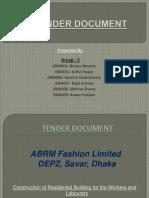 Tender Document 56,57,58,59,54