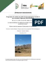 ÉTUDE DE CAS PROGRAMME PAYS MADAGASCAR La contractualisation, une solution pour faciliter l'accès au marché des producteurs ruraux ? (source