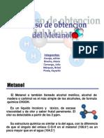 Metanol - 2008