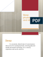 Sleep Physiology and Disorder