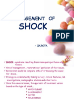 8cdfmanagement of Shock