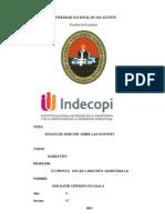 Ensayo Indecopi 3