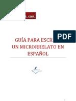Guia Para Escribir Un Microrrelato en Espanol Tour