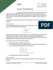 Discrete Fourier Transform in Excel Tutorial