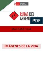 Rutas del Aprendizaje Matemática