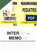 Pediatrie intermémo 2007 vg