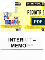 Pediatrie intermémo 2007 vg
