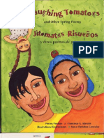 Laughing Tomatoes - English and Spanish - eBook