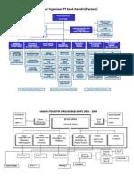 Struktur Organisasi (PTI)