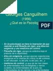Georges Canguilhem PPT