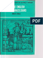 Debus, English Paracelsians