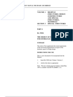 03.06 - Special Structures - Design of Bridges for Hydraulic Action - BD 59-94