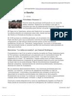 2011-06-20. Periodismo Humano Sobre 19J