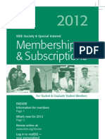 2012 Student Booklet