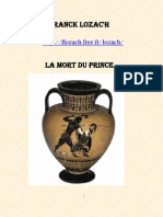 Franck Lozac'h La Mort Du Prince