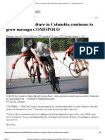 Bike Polo Subculture in Columbia Continues to Grow Through COMOPOLO - Columbia Missourian