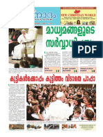Jeevanadham Malayalam Catholic Weekly Jun16 2013