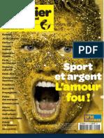 [RevistaEnFrancés] El mensajero Internacional ed.Especial Deporte & Dinero El Amor Loco