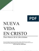 Nueva Vida en Cristo Word Doc