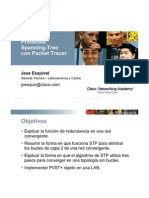 Stp Con Packet Tracer