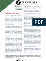 Nigerian Litigation and Arbitration Newsletter