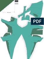 Dinosaurios Papercraft