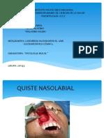 Expo de Patologia Bucal Quistes