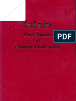 islam the font of modern civilization