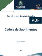 Caderno ADM (Cadeia de Suprimentos) RDDI