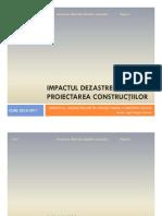Curs Impactul Dezastrelor in Proiectarea Constructiilor 2010-2011