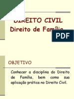 01 - Introdução ao direito de família