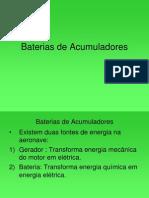 Baterias de Acumuladores