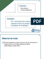 Aula_010 - ER - Verificação dos Modelos
