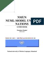 NMUN Booklet