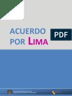 Acuerdo Por Lima