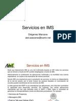 Servicios en IMS