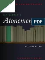 Ellam - McEwan's Atonement