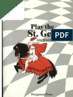 Michael Basman - Play the St. George