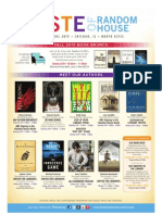 Random House Library Marketing ALA Annual Events