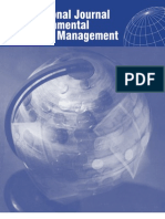 2009 International Journal on Governmental Financial Management