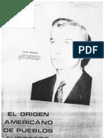 Juan Moricz-El Origen Americano de Pueblos Europeos