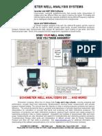 Echometer Well Analysis