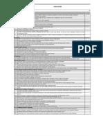 Check List BPF (1)