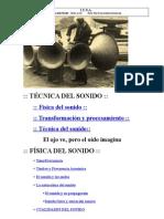 Medios AV - Técnica de sonido