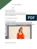Como Eliminar y Cambiar Fondo Photoshop