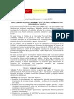 Reglamento Py de Invest 2013